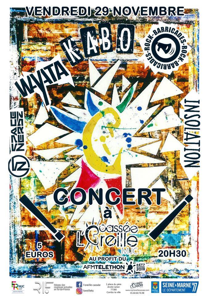 Concert-Téléthon